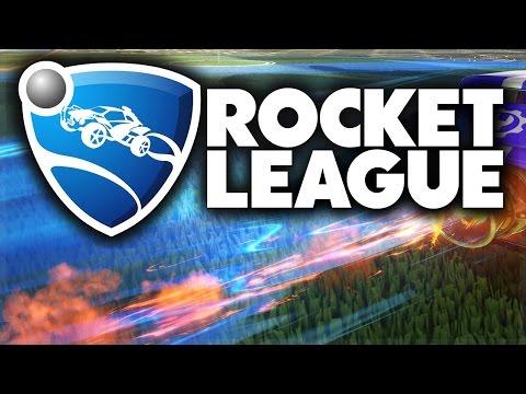 Rocket Leauge (batmobile) 6 gólt rugni egy mecssen chh tiszta profi vagyok :D