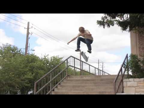 Tristan Moss - Laugh skateboards