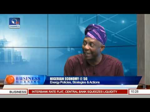 Nigerian Economy @56: Energy Policies, Strategies And Actions