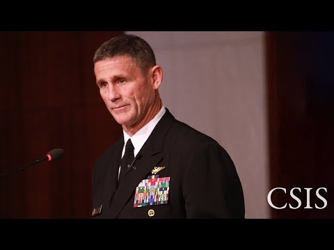 """The Return of Great Power Competition and the Second Fleet with VADM Andrew """"Woody"""" Lewis"""