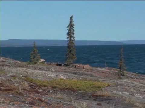 Lake Trout Fishing Great Slave Lake, NWT - Adventures North