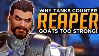 Overwatch: Why Tanks COUNTER Reaper!