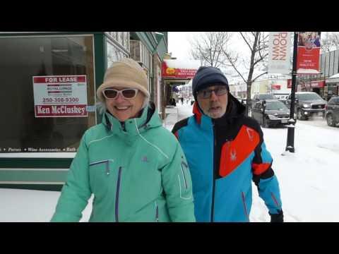 Skiing Silver Star 2017