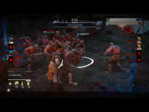 FOR HONOR SAUCE