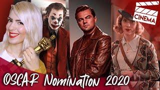 NOMINATION OSCAR 2020 | Reaction e Commento