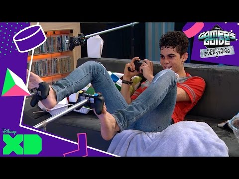 Gamer's Guide To Pretty Much Everything | The Rankening | Official Disney XD UK