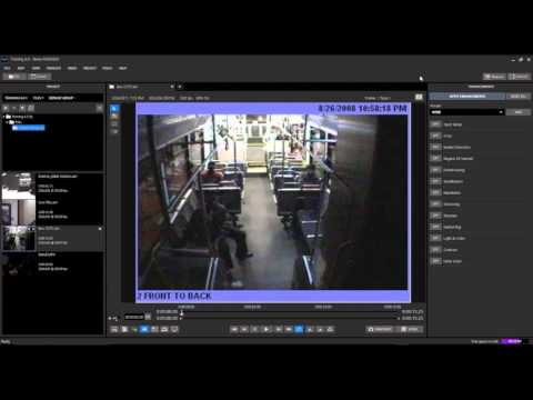 How to Enhance Security Camera Footage of a Face with Ikena Forensic