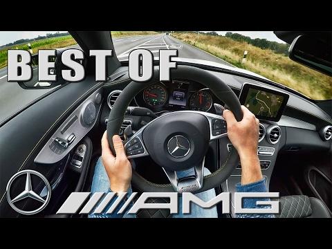 Mercedes AMG GT S vs C63 vs E63 vs S63 vs GLE63 vs CLS63 vs…