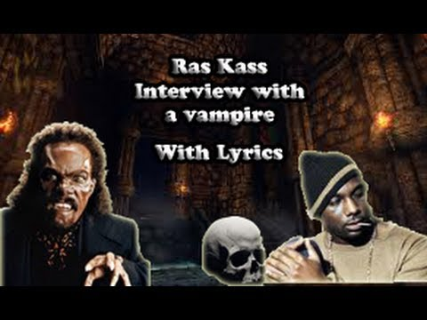 Ras Kass Interview With A Vampire (with Lyrics)