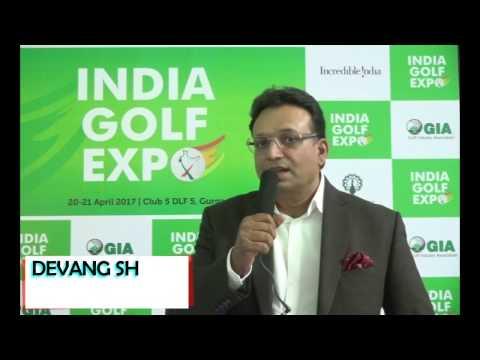 Devang Shah - President, Golf Industry Association of India