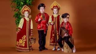 видео Мини-музей «Русская изба» в детском саду