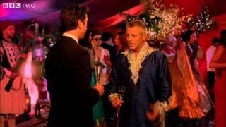 Matt LeBlanc bumps into David Schwimmer - Episodes: Series 4 Episode 5 - BBC Two