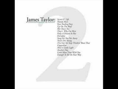 James Taylor - Handy Man - Greatest Hits, Vol. 2