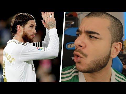 La Boulette De Ramos. (Real Madrid 3-1 Real Sociedad)