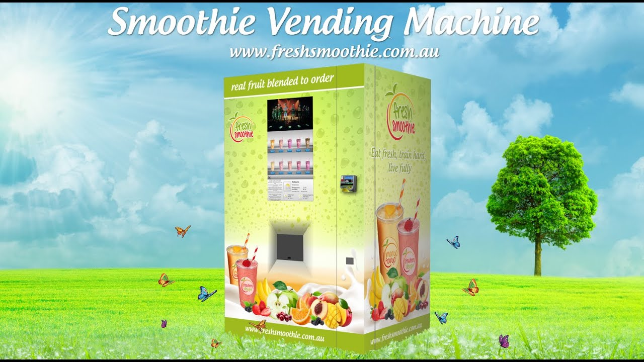 smothie machine