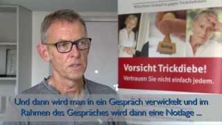 VdK-TV: Gauner am Telefon - der Enkeltrick und andere Gemeinheiten (UT)