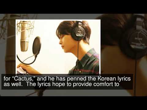 "Watch: VIXX's N Shares Words Of Comfort With Charity Project Track ""Cactus"""