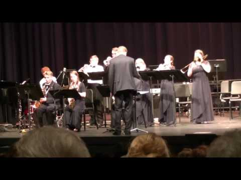 """Vehicle"" Turner Ashby High School Jazz Band"