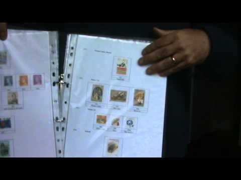 Australia Stamp Collection