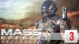 Mass Effect  Andromeda Прохождение (3)   КОСМИЧЕСКАЯ МАШИНА 2в1  (МАСС ЭФФЕКТ АНДРОМЕДА СТРИМ)