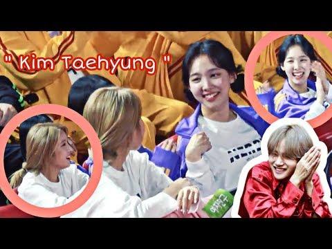 TWICE Nayeon Teasing GFRIEND Sowon About BTS Taehyung/V