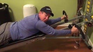 Total Gym Tri-Grip Shaper Bars - Total Gym Pulse