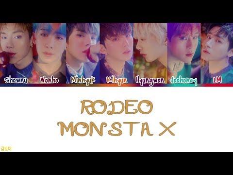 MONSTA X (몬스타엑스) - 'RODEO' [Arabic Sub]