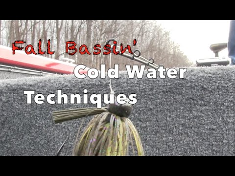 Deadly Cold Water Technique - Bass Fishing
