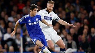 Video Gol Pertandingan Chelsea vs Bolton Wanderers