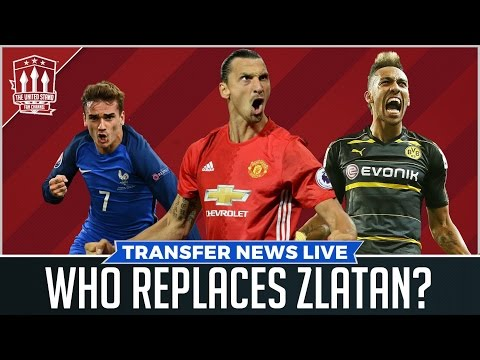 Harry Kane to replace Zlatan Ibrahimovic at Manchester United? Manchester United Transfer Talk