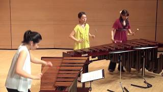 Sabre Dance 剣の舞/Khachaturian ② Percussion Ensemble (3 players)