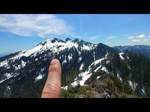 Cub Peak (Olympic National Park) 5/12/2018