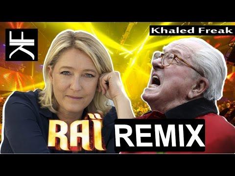 Marine le Pen Chante du Rai Avec Cheb Jean Marie (REMIX POLITIQUE)