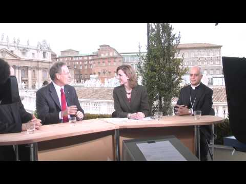 Behind the Scenes: EWTN Vatican Daily With Colleen Carroll Campbell