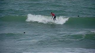 Baccalauréat: une épreuve de surf pour l'examen final - 09/04