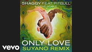 Shaggy - Only Love (Suyano Remix) [Audio] ft. Pitbull, Gene Noble