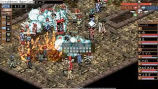 【GODIUS(ガディウス)】2009年度 最強ギルド決定戦 Epchero vs フェンリル 撮影者:ウィルダ