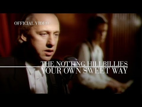 The Notting Hillbillies - Your Own Sweet Way (Official Video)