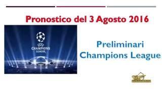 Risultati Vincenti Preliminari Champions League