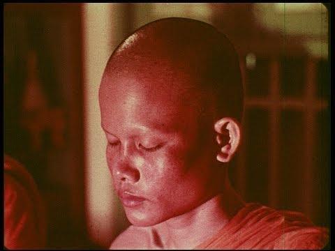Thailand, old Bangkok 45 years ago
