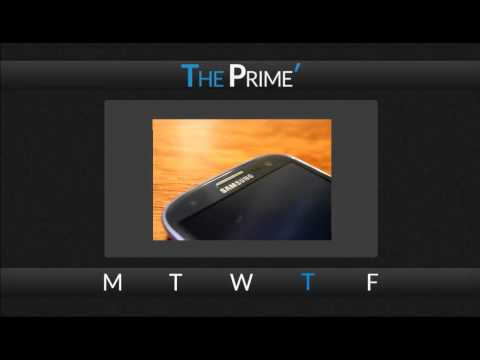 The Prime Podcast 4: Kindle Fire 2, New Nexus Smartphone, Galaxy Note 10.1 Event