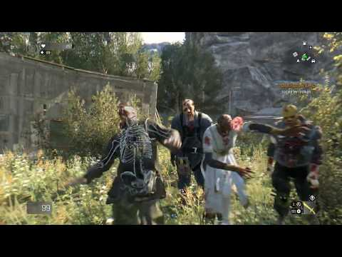 Dying Light Save file With all The weapons (Voice Tutorial)