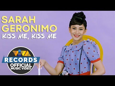 Sarah Geronimo — Kiss Me, Kiss Me | Miss Granny OST