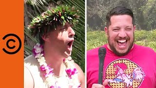 The Many Mating Calls Of The Birds Of Hawaii | Impractical Jokers