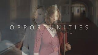 Opportunities - Andrea Šulcová feat. Robert Balzar (official video)