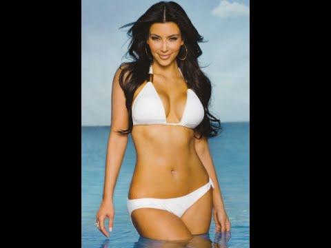 La mini cintura de kim kardashian está de vuelta y, orgullosa, la presume
