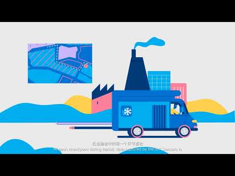 VeChain Cold-chain Logistics Solution