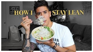 what i ACTUALLY eat in a day! full day of eating: vlog | JairWoo