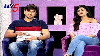 Hero Harish And Heroine Avanthika Exclusive Interview On Vaisakham Movie | TV5 News