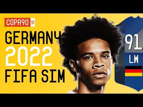 FIFA 18 SIM- Germany World Cup Squad 2022 | Ep. 4